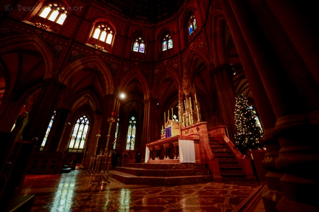 St. Patrick's Cathedral, Melbourne
