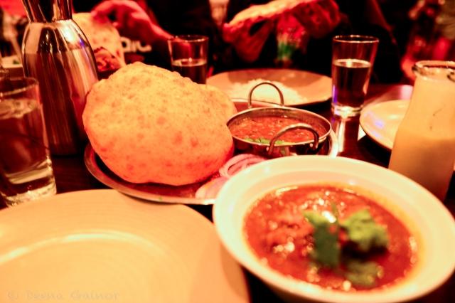 Indian Food!  Surprised?