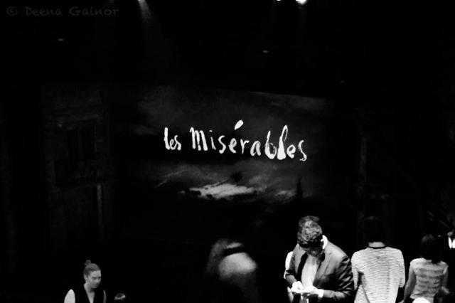 Les Miserables Melbourne