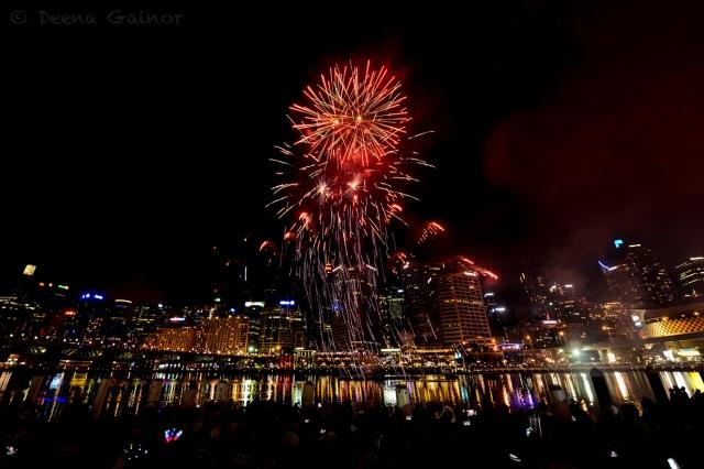 RTW AUS Sydney Fireworks 1 wm