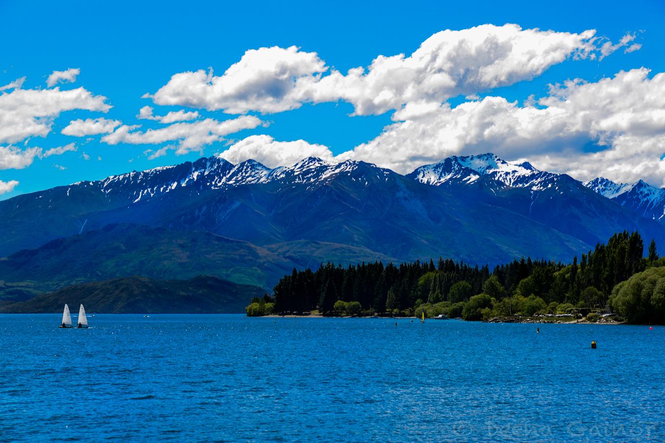 Cream Dining Room Day 197 Lake Wanaka New Zealand Six Hearts One Journey
