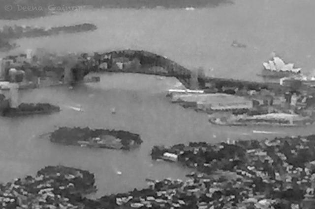 2015 RTW AUS Sydney Harbor Opera House wm