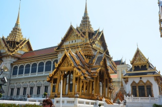 Part of the Grand Palace