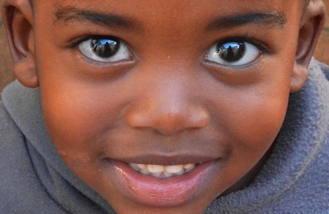 African child 5
