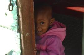 African child 9