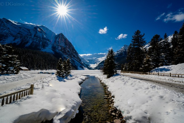 2019 Canada Lake Louise stream mountain 6 WM